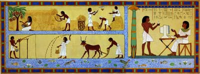Gifts of the Nile illustration
