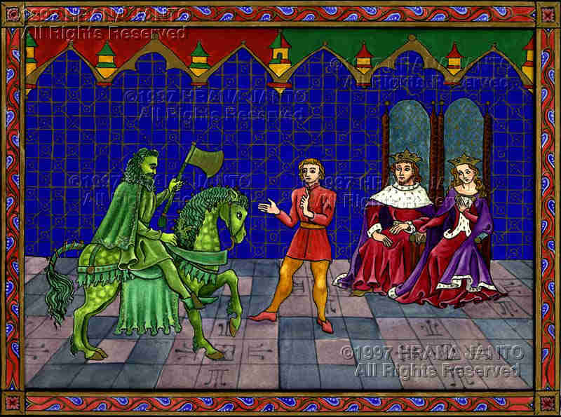 Sir Gawain & the Green Knight